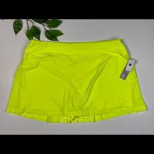 🔥 GapFit Neon color Skort NWT 🔥